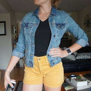 🎉HP Denim jean jacket